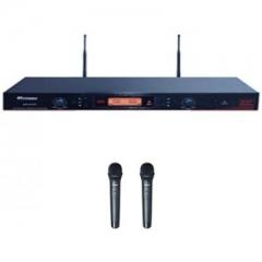 湖山 DS-U310A 一拖二 手持无线话筒 IT.1427