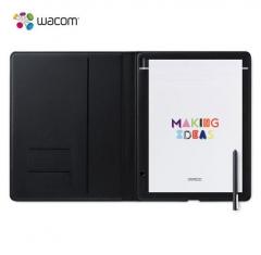 Wacom bamboo Folio CDS610G 智能笔记本 电子绘画本 数位本手绘 M PJ.833