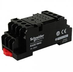 施耐德电气 Zelio Relay 继电器附件 RXZE1M4C 优化型插座 JC.1641