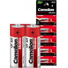 飞狮(Camelion)超强碱性遥控器电池12V A23-BP5 5粒卡装