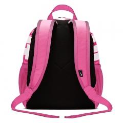 耐克(NIKE)包 运动包 双肩包 Brasilia 幼儿园书包 儿童背包 BA5559-611 中国红