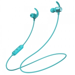 【2019新款】漫步者(EDIFIER)W280BT 磁吸入耳式 无线蓝牙线控耳机 手机耳机 可通话 超长续航 天青蓝