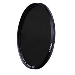 卓美 ZOMEI 超薄CPL偏振镜72mm 索尼富士微单镜头UV镜佳能尼康单反相机滤镜