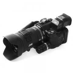 杰伟世(JVC ) GC-PX100BAC 高清DV数码摄像机  家用/体育/运动/赛事(WIFI、内置32G存储空间)