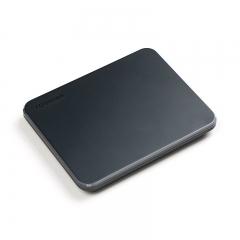东芝(TOSHIBA) 960GB Type-c USB3.1移动硬盘 固态(PSSD)XS700 黑色 最大传输速度550MB/s 安全便携