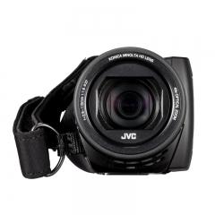 杰伟世(JVC)GZ-R465BAC 高清数码摄像机/DV vlog户外直播(防水/内置4G内存)黑色