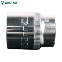 世达SATA工具19MM系列12角梅花套筒头花角12花重型套筒16602