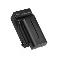 沣标 FB FB-NP-F550-B电池套装(含充电器)神牛摄影灯 LED补光灯专用可充电锂电池