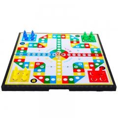先行者飞行棋磁石折叠棋盘D-5 中号便携式棋类玩具桌游成人儿童