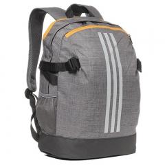 阿迪达斯adidas 双肩背包 BP POWER IV MF1 男女运动休闲双肩包 BR9092 灰色