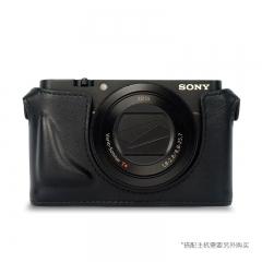 索尼(SONY)LCJ-LCRX2 索尼黑卡相机皮套 颜色随机