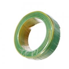 金山(JINSHAN)国标单芯塑铜线 硬线 电线 电缆 BV4平方 双100M/盘