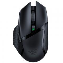 雷蛇 Razer 巴塞利斯蛇X极速版 小巴蛇 无线鼠标 轻量便携 右手鼠标16000DPI 6键自定义编程