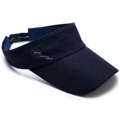 GLO-STORY 棒球帽 夏季男女同款速干遮阳帽透气空顶帽MMZ824258 藏蓝色