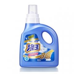 开米(kami)涤王浓缩多功能中性洗衣液 手洗机洗 温和抑菌护理液 1kg 瓶装