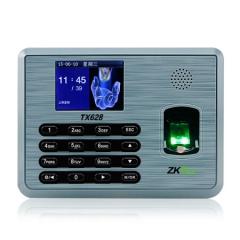 中控智慧(ZKTeco)指纹考勤机 专业型打卡机 大容量稳定签到机 TX628