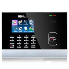 中控智慧(ZKTeco)刷卡考勤机 智能ID卡刷卡机 M200plus