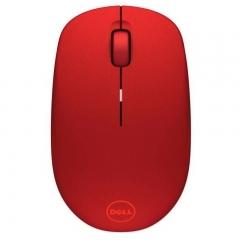 戴尔 DELL WM126 无线鼠标 台式机笔记本办公鼠标(红色)