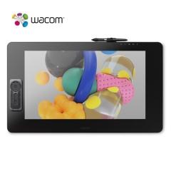 和冠(Wacom) 新帝Pro 23.6英寸 数位屏 绘画屏 手绘屏 数位板 触控液晶数位屏 4K超高清 DTH2421