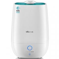 小熊(Bear)加湿器 5升大容量 家用静音 智能恒湿 空气加湿 办公室卧室香薰 JSQ-A50M2