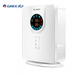 格力(GREE)加湿器 5L大水箱 智能恒湿静音办公室卧室家用带香薰盒加湿SCK-50X60b 白