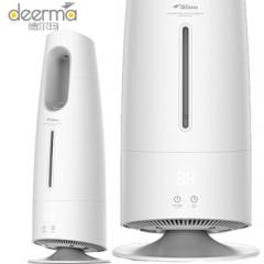 德尔玛(Deerma)加湿器 4L 落地式家用桌面两用香薰加湿  办公室卧室客厅空气增湿静音 DEM-LD700