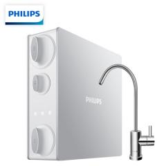 飞利浦(PHILIPS) 家用净水器 400加仑无桶反渗透直饮纯水机 阿波罗AP400