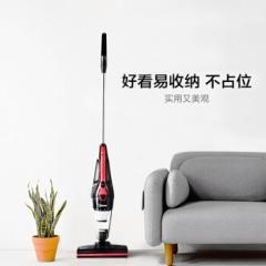 美的(Midea)吸尘器U1 家用手持立式有线吸尘器 二合一强劲吸力