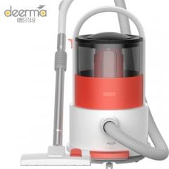 德尔玛(Deerma)吸尘器TJ210 干湿吹三用大功率桶式吸尘器