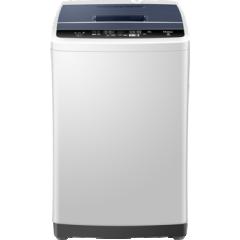 海尔 Haier 8公斤波轮洗衣机全自动 健康桶自洁  漂甩二合一 洗涤更洁净  EB80M009
