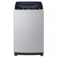 海尔(Haier)7公斤全自动波轮洗衣机 量衣进水 智能双水位 海立方护衣内桶 EB70M919