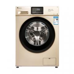 小天鹅(LittleSwan)8公斤变频 滚筒洗衣机全自动  1400转电机喷淋无残留静音节能 TG80V20DG5