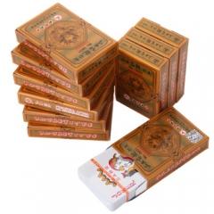 三A扑克牌纸牌0631环保扑克牌专用纸防伪包装 10条100副装