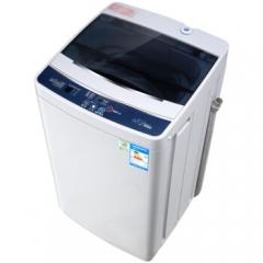 威力(WEILI)6.0公斤全自动波轮洗衣机 13分钟快洗 一键脱水 瀑布水流 XQB60-6099A(灰色)