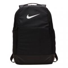 耐克(NIKE)包 运动包 双肩包 Brasilia 背包 学生书包 电脑包 BA5954-010 黑