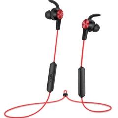 荣耀运动蓝牙耳机xSport AM61跑步磁吸防水无线入耳式立体声(魅焰红)适用于华为荣耀手机