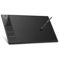 绘王WH1409 V2 无线数位板手绘板电脑画板绘图板手写板电子绘画板 超大无线板 12大快捷键 8192级高压感 无源