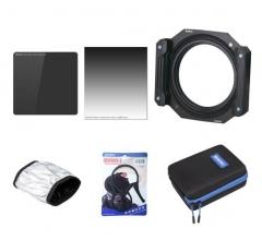 百诺(Benro)FMJ1082 风光滤镜支架实用套装 风光摄影佳选 滤镜支架 减光镜 渐变镜 遮光罩 套装包 82mm