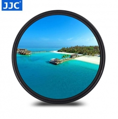 JJC 52 mm CPL 偏振镜 偏光滤镜 尼康AF-S 18-55镜头配件 D3100 D3200 D5100 D5200单反相机 佳能 富士15-45