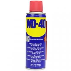 wd40除锈润滑剂机械润滑油门锁除锈剂金属缝纫机油防锈油wd-40自行车摩托车链条油螺丝松动剂200ml添加剂