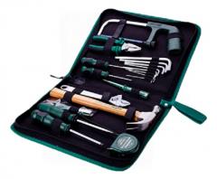 世达(SATA)04110 19件套维修工具组套