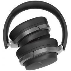 漫步者(EDIFIER)W830BT 立体声头戴式蓝牙耳机 音乐耳机 手机耳机 黑色