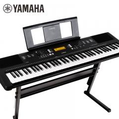 雅马哈(YAMAHA)雅马哈电子琴PSR-EW300儿童成年专业演奏教学76键电子琴  全新款+琴架+琴包等标配大礼包