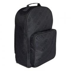 阿迪达斯adidas 双肩包 CLASSIC BP TREF 简约休闲书包双肩背包 CW1716 黑色