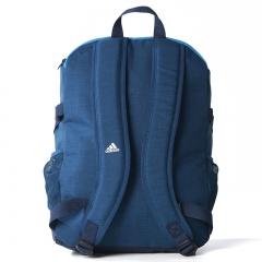 阿迪达斯adidas 双肩背包 BP POWER IV MF1 男女运动休闲双肩包 BR9095 蓝色