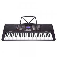 美科(MEIRKERGR)MK-975 61键钢琴键多功能智能电子琴儿童初学乐器 连接U盘手机pad带琴架