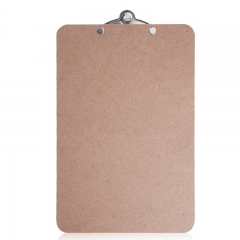 广博(GuangBo)蝴蝶夹木质A4书写板夹/写字垫板/办公用品A26118