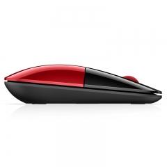 惠普(HP)Z3700 无线鼠标 便携办公鼠标 红色