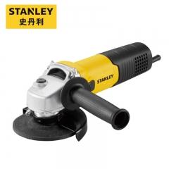 史丹利(STANLEY)角磨机850W切割打磨抛光机角向磨光机电磨手磨机砂轮机五金电动工具套装(侧滑开关/含耗材)