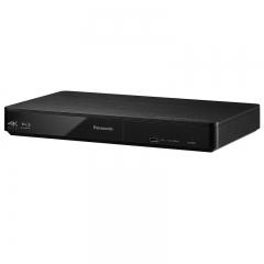 松下(Panasonic)BDT270蓝光DVD播放机 支持USB播放 支持网络视频 播放机 黑色 4k倍线技术 智能网络